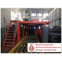 Buy cheap Building Moulding Board Wall Panel Forming Machine , Steel Structure Roll Forming Machinery from wholesalers