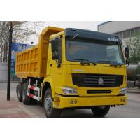 Buy cheap CNHTC HOWO 371 hp heavy duty off road dump truck for Construction or Mine Working from wholesalers