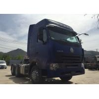 Buy cheap SINOTRUK HOWO Semi Trailer Tractor Truck Head With Air Conditioner 60-70 Tons from wholesalers