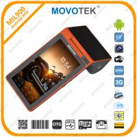 Buy cheap Movotek 7 inch mobile Android pos terminal with thermal printer barcode handheld smart POS from wholesalers
