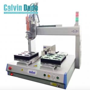 Wholesale three axis automatic screwdriver auto screw machine screw robot screw fastening machine from china suppliers