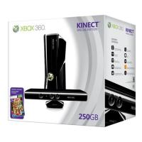 Xbox 360 250gb with kinect Manufactures