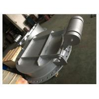 Buy cheap Low Pressure Water Check Valve F304 / CF8M Stainless Steel Flap Valve from wholesalers
