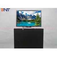 Buy cheap Conference Room Motorized Computer Monitor Lift  , Desktop Computer Pop Up Lift from wholesalers