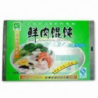 Buy cheap Plastic Food Packaging Bag, Used for Dry Food, with Window, Printing and Lamination from wholesalers
