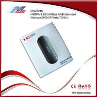 Buy cheap 3g usb hsdpa wireless modem from wholesalers