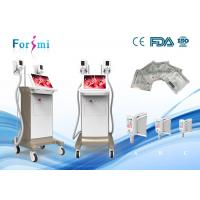 Buy cheap High perrformance! cool body sculpting cavitation fat freezing cryo Slimming lipolysis equipement from wholesalers