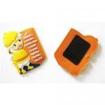 Buy cheap Flexible PVC fridge magnet sticker from wholesalers