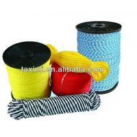 Buy cheap Hollow braided,hollow nylon,silk braided cord rope,8 or 16mm strand, made in china from wholesalers