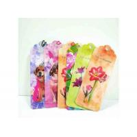 Buy cheap Colorful Lenticular 3D Bookmark For Gift Promotional / Personalized Book Marks from wholesalers