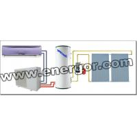 Buy cheap Double Solar Air Conditioner And Water Heater System from wholesalers