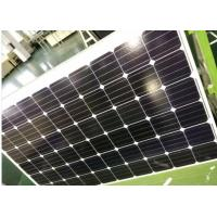 Buy cheap 270W MONO Grade A Solar Panel , Solar Power Panels Ip65 Rated Junction Box product