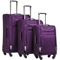 Quality 170T Polyester Trolley Luggage for sale