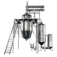 Buy cheap Ganoderma Grape Seed Ginkgo Ginger Extractor Machine LTN - Series High Efficiency from wholesalers