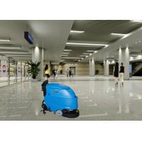 Buy cheap Stable Automatic Self Control Electric Floor Scrubber In Stations Hard Floor from wholesalers