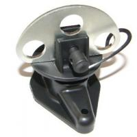 Black PP Gate Handle 3 Way Post Insulator for Wood Post Electric Fencing System