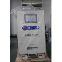 Buy cheap Metallurgy Rotary Screw Vacuum Pump System , GSD120 Backing Pump 600 m³/h Dry Vacuum Pump product