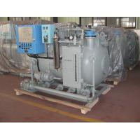 Easy Operation Marine Sewage Grey Water Treatment Plant/Machine Manufactures