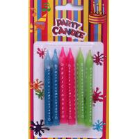 Buy cheap Six Pieces Silkscreen Candles (SYC0040) from wholesalers