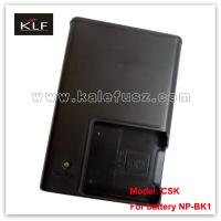Buy cheap Camera charger CSK for Sony battery NP-BK1 from wholesalers