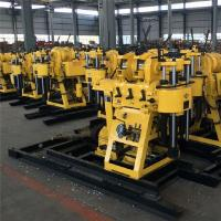 Buy cheap 380V Pile Drilling Machine With Diesel Engine Water Well Drilling Rig Depth 230m from wholesalers
