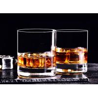Buy cheap Durable Plastic Whiskey Cups / Customized Logo Disposable Plastic Wine Cups from wholesalers
