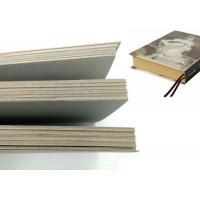Buy cheap Mixed Paper Pulp Grey Board / Grey Chipboard / Gris Carton For Book Cover from wholesalers