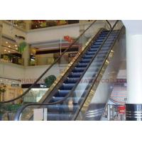 Buy cheap Inclination 30° / 35° Moving Walk Escalator Energy Efficiency For Outdoor Indoor from wholesalers
