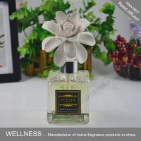 Buy cheap Exquisite Ceramic Scent Diffuser , Ceramic Flower Fragrance Diffuser ITS Approved from wholesalers