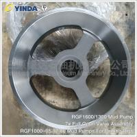 Wholesale Carbon Steel 3 Web Valve Assembly , Valve Block Assembly Triplex Mud Pump from china suppliers