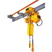 Buy cheap Best Quality Electric Chain Hoist 5t from wholesalers