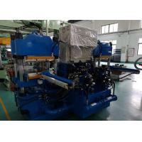 Buy cheap 4 Columns 250mm Plunger Stroke Plate Vulcanizing Machine For Rubber Bearing Seals from wholesalers