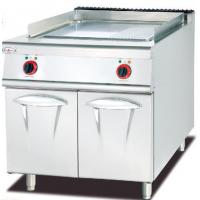 Frytop Induction Cast Iron Commercial Electric Griddle Dismountable Oil Colle Manufactures
