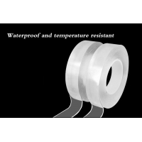 Buy cheap 3m PU Sticky Magic NANO Tape For Hook Plate Fixed from wholesalers