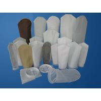 Buy cheap High Efficient Micron Liquid Filter Bag 0.5μM -2500μM For Liquid Filtration from wholesalers