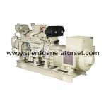 Buy cheap 6bt5.9-gm83 Cummins Marine Diesel Generator Set Dc24v Electrical Starting from wholesalers