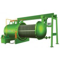Buy cheap Stainless steel decolour degrease hydraulic horizontal pressure 0.4Mpa leaf filters from wholesalers