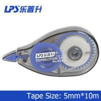 Buy cheap PET Eco Friendly Blue Colored Correction Tape With EN71 PART3 Approve from wholesalers