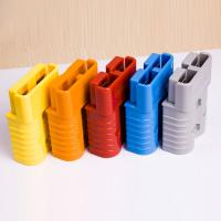 Buy cheap Durable Custom Industrial Battery Connectors 2 Pin For Forklift / Stacker from wholesalers