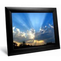 Buy cheap 12 Inch SD Card Digital Wifi Picture Frame, MMC MS XD USB Digital Photo Player from wholesalers