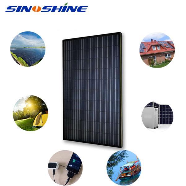 Quality Price per watt polycrystalline silicon pv solar panel cells nice shape for sale