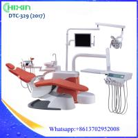 Buy cheap Linkage Chair Frame Dental Unit Dental Chair 12 Memory CE Approved Electric Treatment Machine DTC-329 from wholesalers