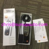 Buy cheap In Stock testo 425 - Thermal anemometer with flow probe New & Original with very Competitive price & One Year Warranty from wholesalers