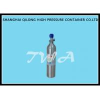 DOT 1.08L  High Pressure Aluminum  Alloy Gas Cylinder  Safety Gas Cylinder for  Use CO2 Beverage Manufactures