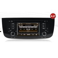 Buy cheap Multimedia Player 4.3 Inch Fiat Punto And Fiat Linea Dvd With AM / FM from wholesalers