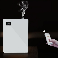 Buy cheap LCD touch screen WIFI app control for large space scent diffuser machine from wholesalers