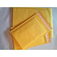 Buy cheap Kraft Bubble Mailers Padded Envelopes , A4 Bubble Envelopes Printed Logo from wholesalers