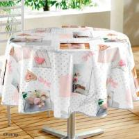 Buy cheap Warm Tone Collection Plus Retro Vinyl Non-woven Tablecloth from wholesalers