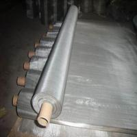 China Stainless Steel 316L Wire Cloth, 400Mesh Twill Weave 0.026mm Wire 1m Wide on sale