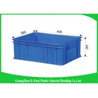 Buy cheap Logistics Bins Plastic Stackable Containers Moving Crates Boxes from wholesalers